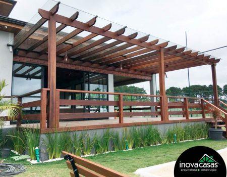 Inova Casas Deck Curitiba